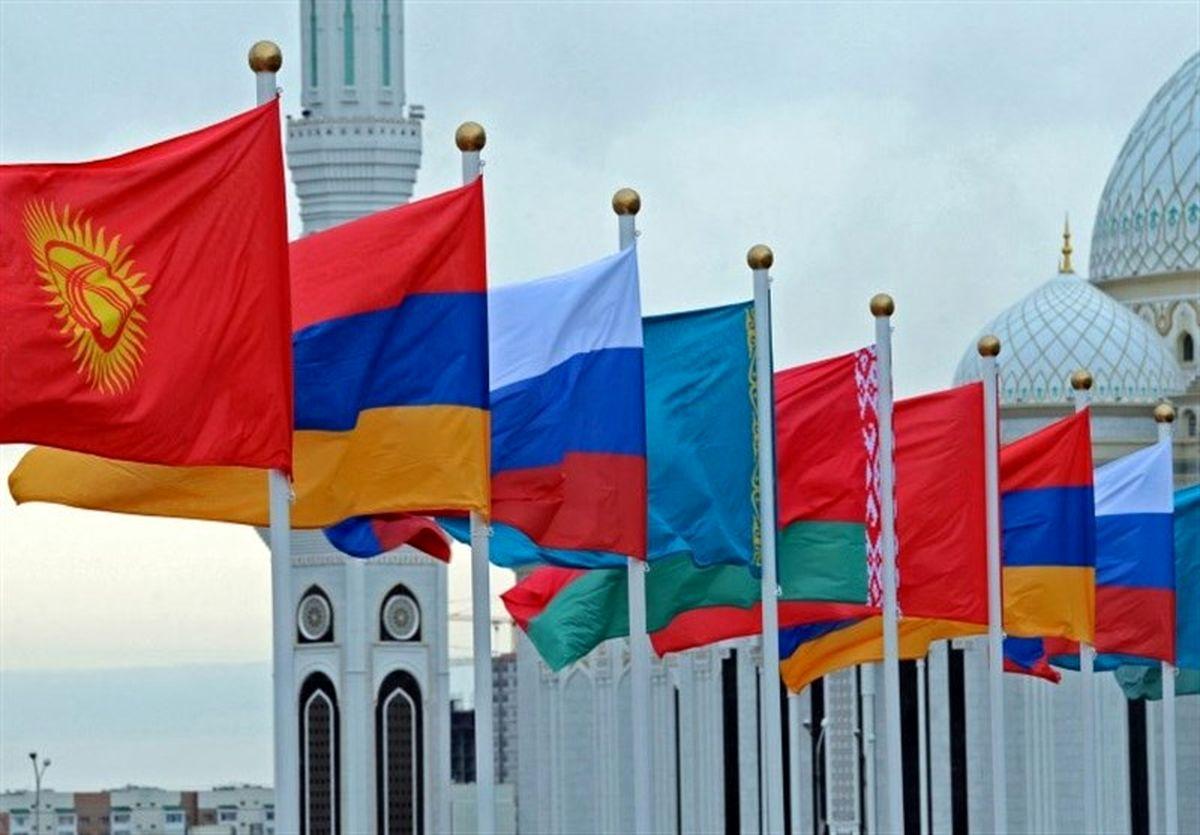 تجارت غیر نفتی ایران و اتحادیه اقتصادی اوراسیا ۹۳ درصد افزایش یافت