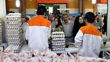قیمت مرغ از ۱۹ هزارتومان هم گذشت/تخممرغ شانهای ۲۷ تا ۳۰هزارتومان!