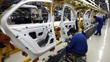 تولید انواع خودرو افزایشی شد