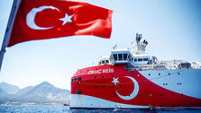 ازسرگیری اکتشاف نفت و گاز ترکیه در شرق مدیترانه