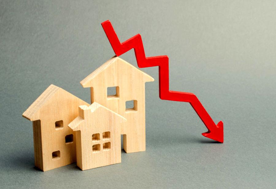کاهش قیمت مسکن در شهرهای بزرگ