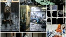 افزایش جانباختگان و مصدومین حادثه کلینیک سینا اطهر به ۳۳ تن/ احتمال انفجار مجدد/ مسئولان شهری تا شعاع یک هزار متری منطقه را تخلیه کنند