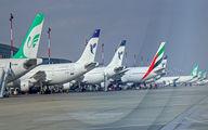 پروازهای داخلی یک ایرلاین به فرودگاه امام میرود