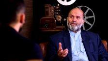 گفتگو با سید محمود علیزاده طباطبایی در قسمت سوم برنامه اکوچت