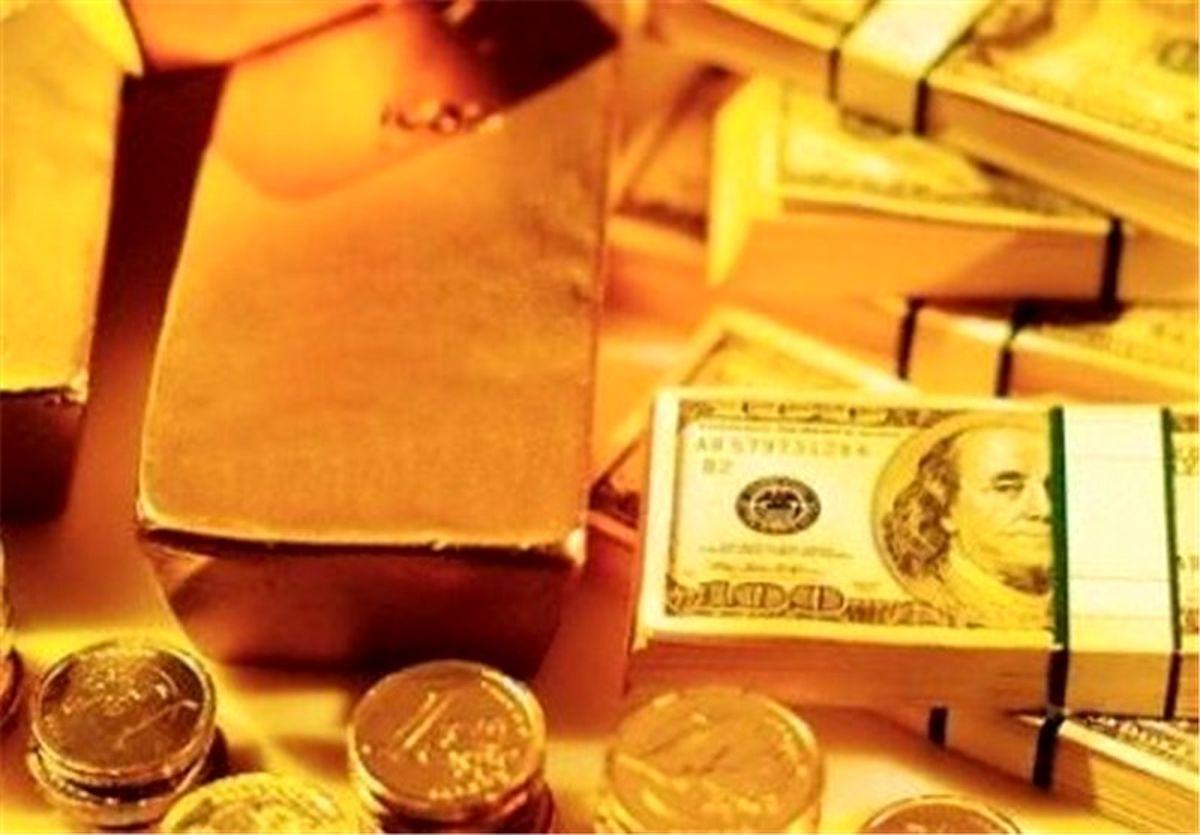 قیمت طلا، سکه و ارز امروز ۱۴۰۰/۰۶/۲۲