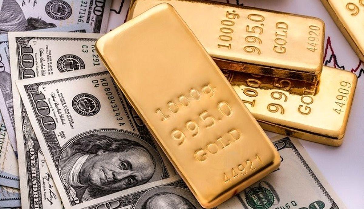 قیمت طلا، سکه و ارز امروز ۱۴۰۰/۰۶/۲۱